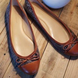 Banana Republic slip on shoes